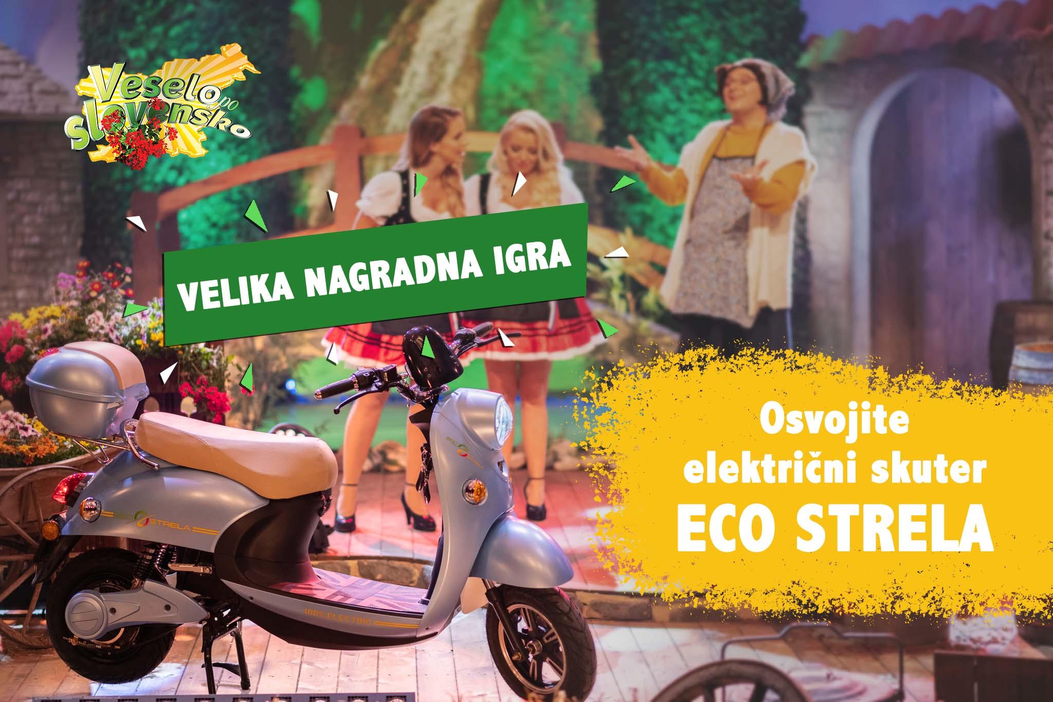 Eco scoter banner